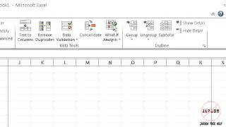 Getting Started with Excel 2010 an Overview