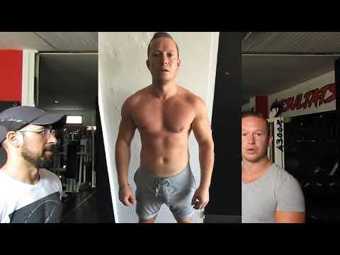 Comme se balancer pour le volume des muscles