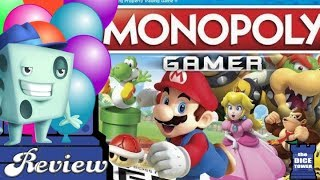 Monopoly Gamer Review - with Tom Vasel