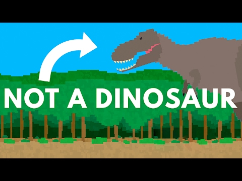 Everything You Know About Dinosaurs Is WRONG!