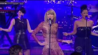 Shake It Off   Taylor Swift   LIVE   She NAILS The High Note! (HD)
