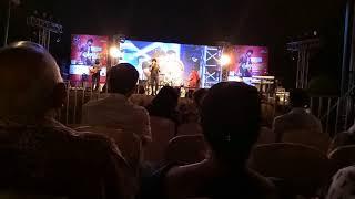KK live Telugu song and Tu jo mila