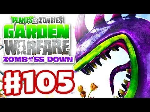 Plants Vs Zombies Garden Warfare Walkthrough Plants Vs Zombies Garden Warfare Part  Gardens Graveyards By Zackscottgames Game Video