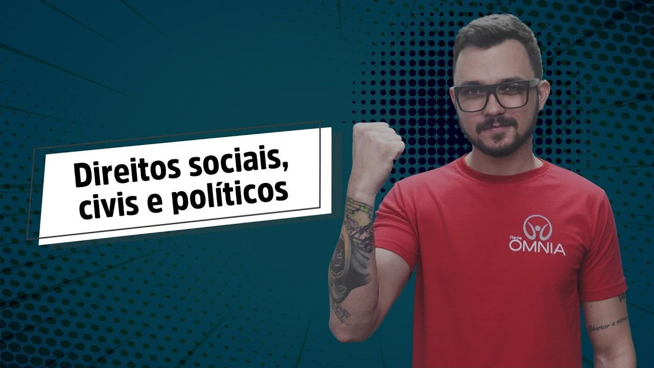 Direitos sociais, civis e políticos