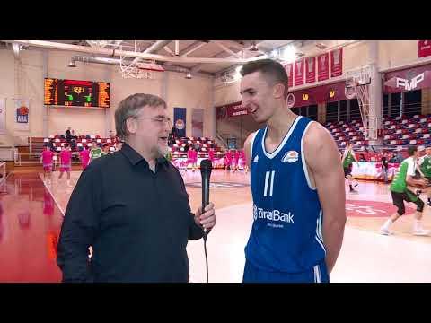 EB ANGT Belgrade Interview: Deni Radak, U18 Spars Sarajevo