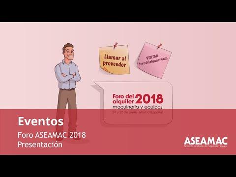 Vídeo para Videoscribing by Primera Plana para ASEAMAC