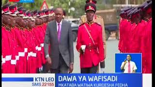 Wafisadi pabaya baada ya mkataba wa kurudisha pesa za wizi zilizofichwa Uswizi