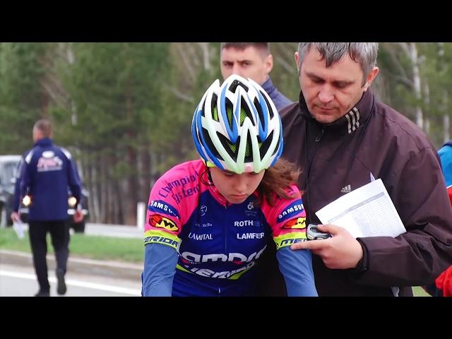 Сильнейшие велогонщики съехались в Ангарск