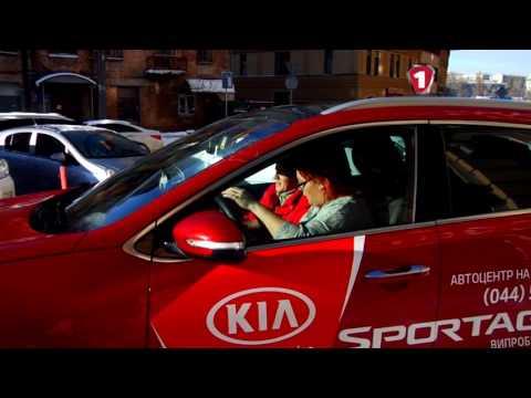 Kia  Sportage Паркетник класса J - тест-драйв 2