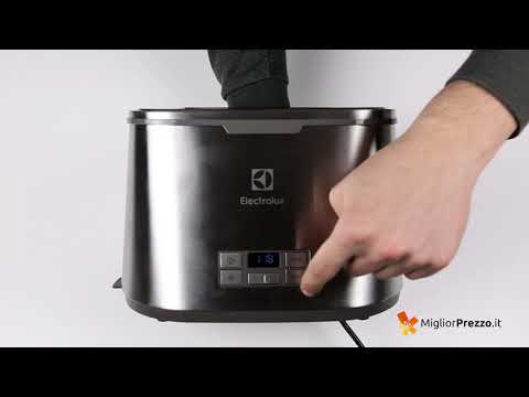 Tostapane Electrolux EAT7800 Video Recensione