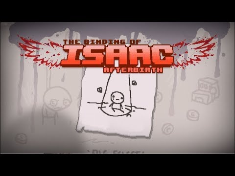 The Binding of Isaac: Afterbirth+ Challenge (Ultra Hard IV)
