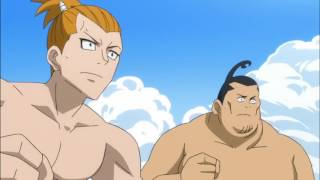 Fairy Tail episode 153 English dub