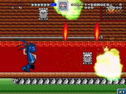 Super Mario Fusion Revival: Lunatic Rush Hour part 2 (WIP)
