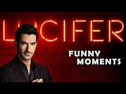 Lucifer Humor | Mr. Morningstar Funniest Moments