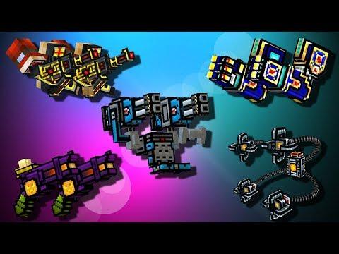 Pixel Gun 3D - Dual Weapons Gameplay