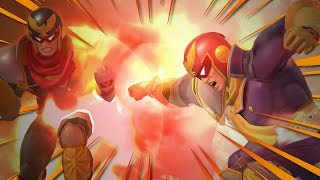 THE CAPTAIN FALCON EXPERIENCE