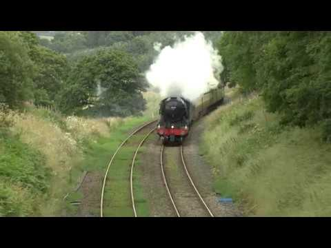 L.N.E.R A3 60103  Northern Belle am and pm Tours 19th July 2019