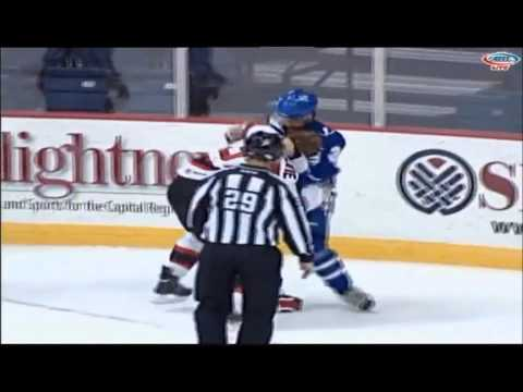 Radko Gudas vs Chris McKelvie