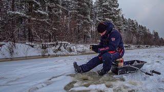 Зимняя рыбалка базы отдыха пермский край