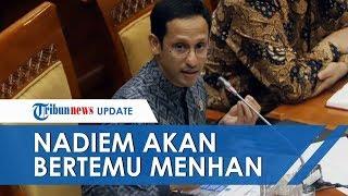Prabowo Rencanakan Pasukan Cadangan dari Pelajar, Nadiem Makarim Ingin Temui Menhan