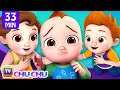 Download Video Baby is Sick Song + More Nursery Rhymes by ChuChu TV
