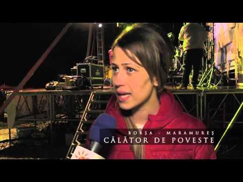 PROMO – CALATOR DE POVESTE | Borsa – Maramures 2016