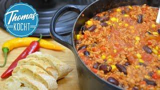 Chili sin carne  / Thomas kocht