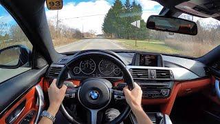 [WR Magazine] Modified 2016 BMW 435i 6-Speed Manual - POV Test Drive (Binaural Audio)