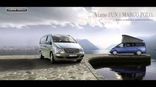Mercedes-Benz Viano Test Drive