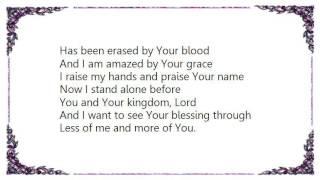 FFH - Wholly to You Lyrics