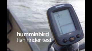 Humminbird 120 fishin buddy эхолот