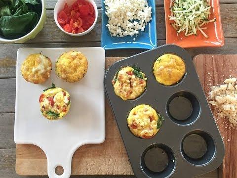 Minifrittate al forno (nella teglia dei muffin)