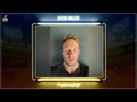 David Miller | New Signing | Message for Fans