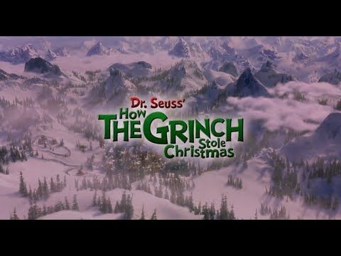 Jim Carrey: How The Grinch Stole Christmas - Hilarious Scenes
