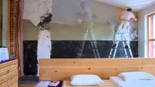 Shabby Chic   Wir Rocken Die Wand, Vintage Wandgestaltung Mit Lehm