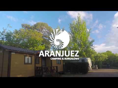 Pildora promocional 1 CAMPING ARANJUEZ