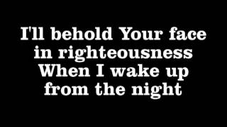 """When I Wake (Psalm 17)"" song by Hoss Hughes"