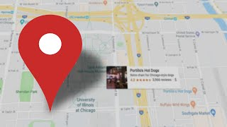 Google Maps - How to create a pin