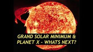 Grand Solar Minimum Linked to Fall of Western Civilizations - Rocket Scientist, Greg Allison