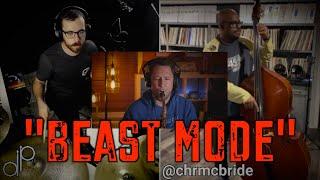 """BEAST MODE"" Blues w/ Christian McBride and Dom Palombi"