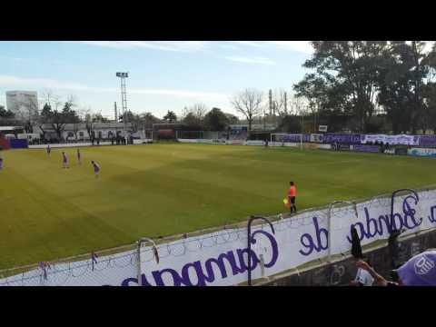"""""""Villa dalmine gracias"""" Barra: La Banda de Campana • Club: Villa Dálmine"""
