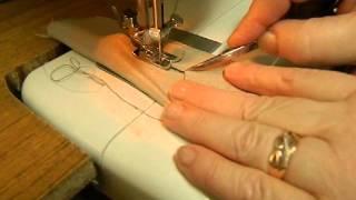 Смотреть онлайн Как научиться шить на швейной машинке с нуля