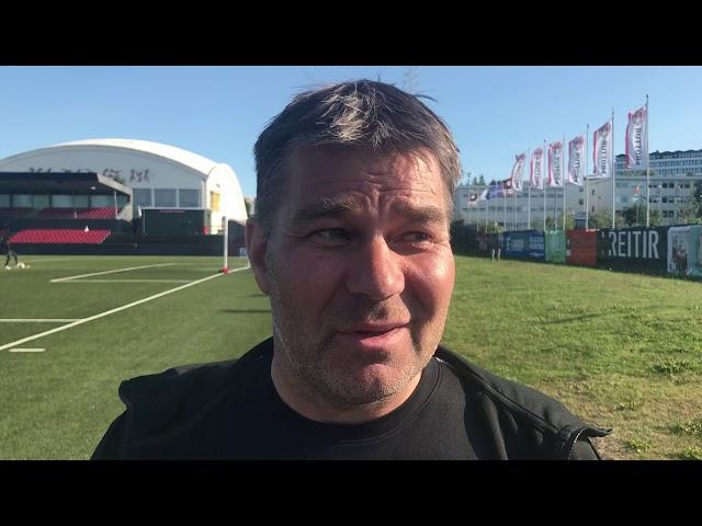 Páll: Ekki hægt að segja mikið