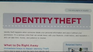 Steps you should take if your social security number's stolen