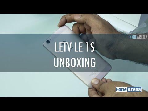 Letv LeEco Le 1S Unboxing