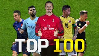 Top 100 Goals of the Decade – Impossible To Forget (2010-2019)
