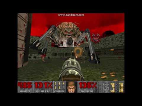 Download Brutal Doom Boss Fights Video 3GP Mp4 FLV HD Mp3