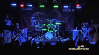 "The Acacia Strain ~ ""The Beast"" ~ on ROCK HARD LIVE"