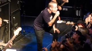 Boysetsfire - Social Register Fanclub, live 06.10.2014 Köln, Bürgerhaus Stollwerk, 20th anniversary