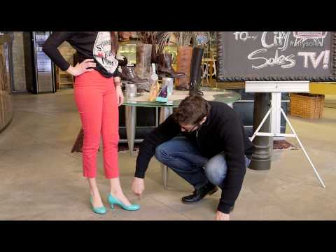 Pump Heels | Fashion Style Guidance | City Soles TV